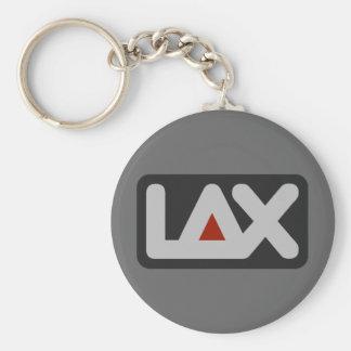 LAX Logo Keychain