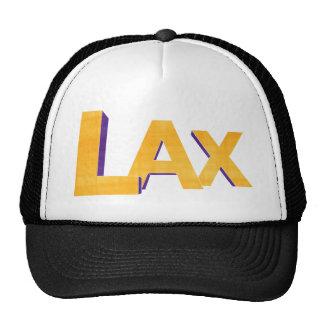 LAX loose Angeles Cap Mesh Hat