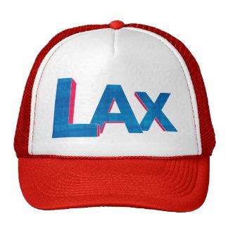 LAX loose Angeles Cap Mesh Hats