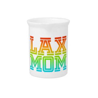 Lax Mom Drink Pitcher