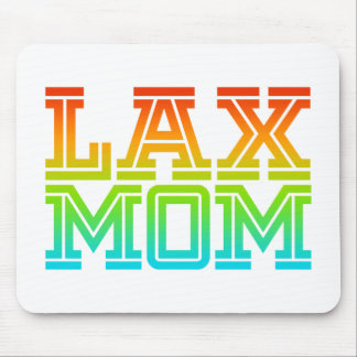 Lax Mom Mouse Pad