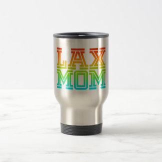 Lax Mom Travel Mug