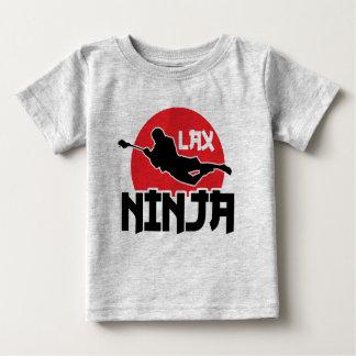 LAX Ninja Lacrosse Infant Baby T-Shirt