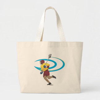 LAX Player Canvas Bags