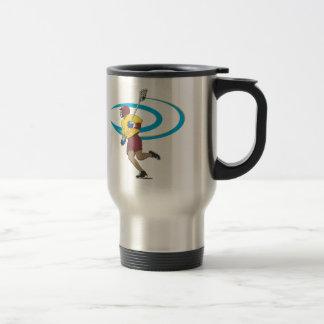 LAX Player Travel Mug