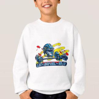 Lax Refuel Re-Lax Lacrosse Gear Sweatshirt