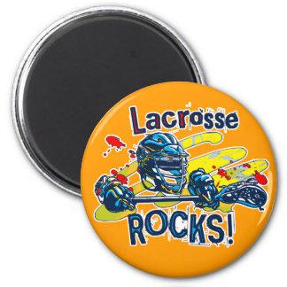 LaX Rocks gear Magnet