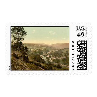 Laxey I Isle of Man England Postage Stamp