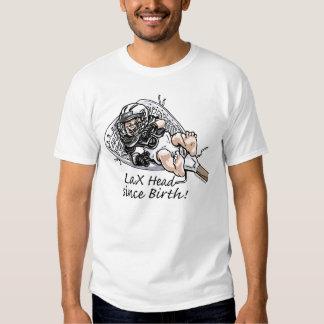 Laxhead_born_zazzle T Shirt