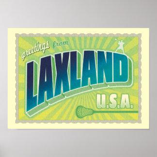 Laxland Poster
