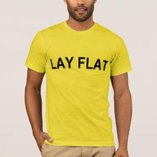 """Lay Flat"" T-Shirt"