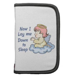 LAY ME DOWN TO SLEEP ORGANIZER
