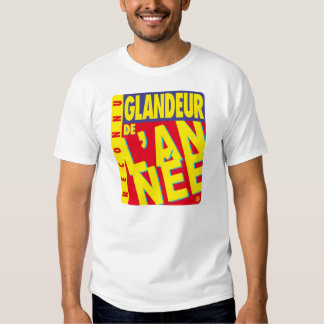 Layabout of the year tee shirt