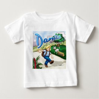 layer 21x21 front baby T-Shirt