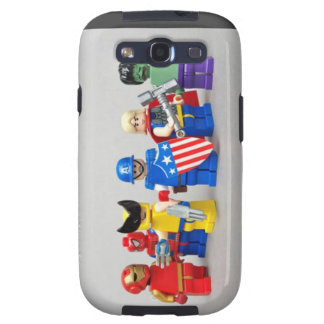 Layer Avenging Samsung Galaxy SIII Cases