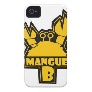 Layer Blackberry Bold Fen B iPhone 4 Case-Mate Case