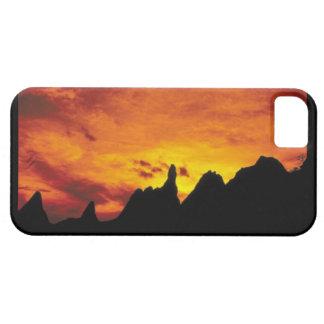 Layer Finger of God iPhone SE/5/5s Case