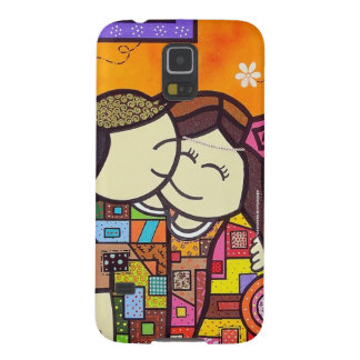 """Layer for Galaxy Nexus """"the Kiss """" Galaxy S5 Covers"""