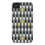 Layer for Iphone 4 Maté iPhone 4 Case