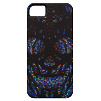 LAYER FOR IPHONE 5 HYPNOTIC SKULL iPhone 5 COVERS