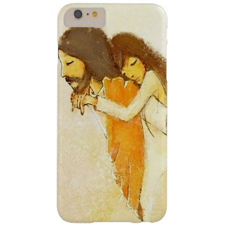 """Layer for iPhone 6 Plus """"Jesus """" Barely There iPhone 6 Plus Case"""