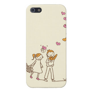 Layer for iPhone Love Case For iPhone SE/5/5s