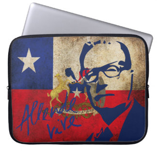 Layer for Lap Top- Allende lives! Computer Sleeve