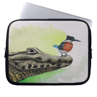 LAYER FOR LAPTOPS - CATCHING A HITCHHIKING LAPTOP SLEEVE