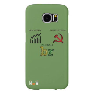 Layer for Smartphone MbyW Samsung Galaxy S6 Case