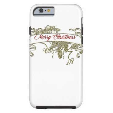 Christmas Themed Layer for the Christmas Tough iPhone 6 Case