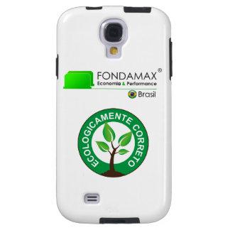 Layer Galaxy FONDAMAX® Brazil Galaxy S4 Case