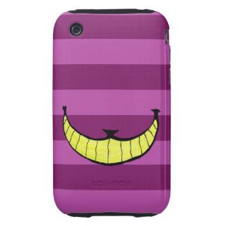Layer iPhone 3G 3GS bold Cheshire Cat Smile Tough iPhone 3 Covers