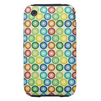 Layer iPhone 3G 3GS Bold - Multicoloridos Circles