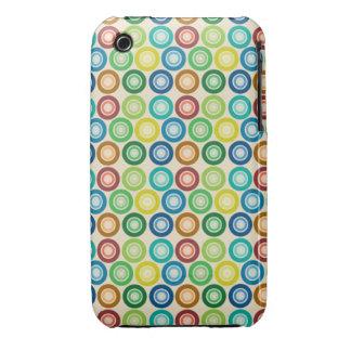 Layer iPhone 3G 3GS Light - Multicoloridos Circles