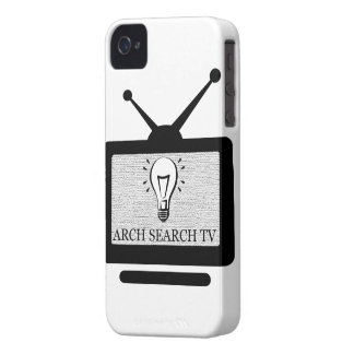 Layer iPhone 4 Arch Search TV Case-Mate iPhone 4 Case