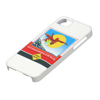 Layer iPhone 5 Day of Surf iPhone SE/5/5s Case