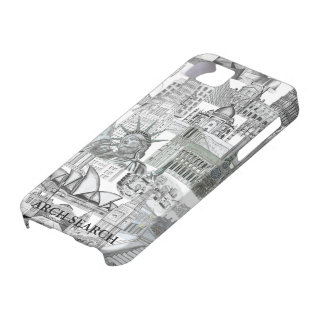Layer iPhone 5 Mural Arch Search iPhone SE/5/5s Case