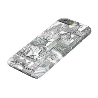 Layer iPhone 6 Mural Arch Search Barely There iPhone 6 Case