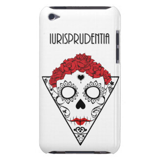 Layer iPod Touch of 4a Generation Mexicana Skull iPod Touch Case-Mate Case