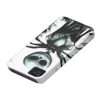 layer jack skeleton iPhone 4 cover