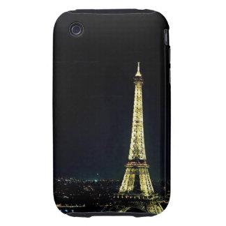 Layer Night in Paris iAcessórios iPhone 3 Tough Case