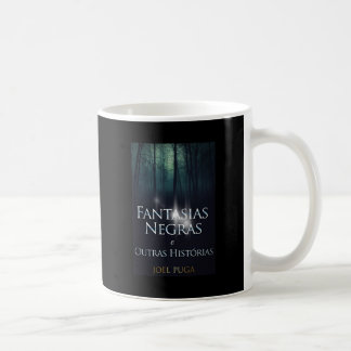 "Layer of the book ""Black Fancies"" of Joel Puga Coffee Mug"