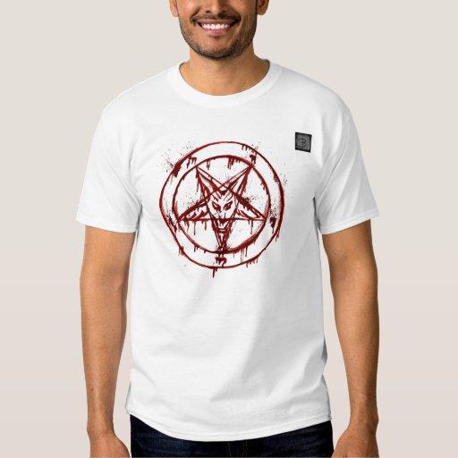 layer_pentagram_white, b.scot t shirt