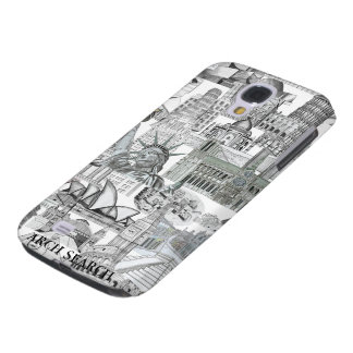 Layer Samsung Galaxy Mural S4 Arch Search Galaxy S4 Cover