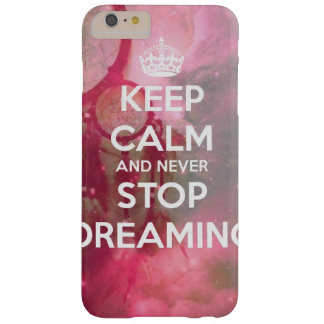 layer to never stop dreaming barely there iPhone 6 plus case