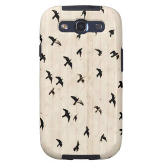 Layer will be Galaxy S. Birds Samsung Galaxy SIII Cases