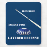Layered Defense Mouse Pads