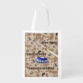 Layered Defense Reusable Grocery Bag