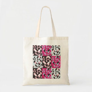 Layered Leaves tote