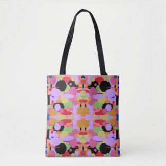 Layered Pasties Tote Bag
